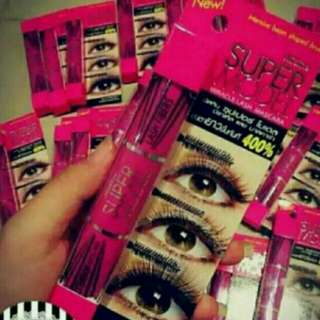50% Off Retail Price (4D Effect Mascara)