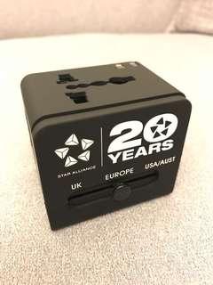 Star Alliance 20th Anniversary Adaptor