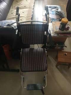 輕便裝摺合輪椅