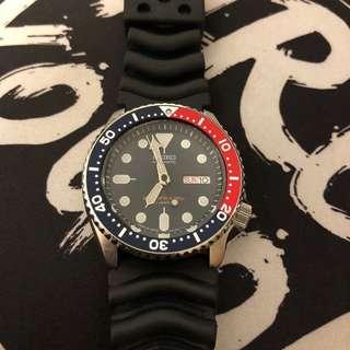 Seiko Automatic Diver's 200M