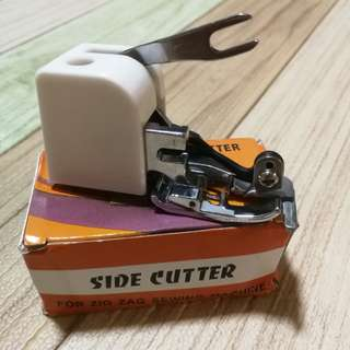 Side Cutter Sewing Foot