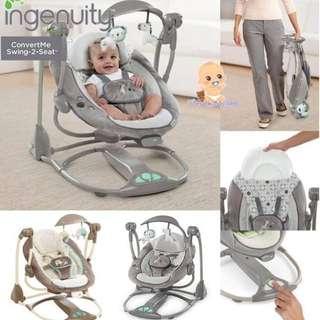 Ingenuity swing-2-seat