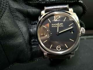 PREOWNED PANERAI RADIOMIR 1940, 3 Days Acciaio PAM 514, 47mm, P Series @ Year 2014 Mens Watch