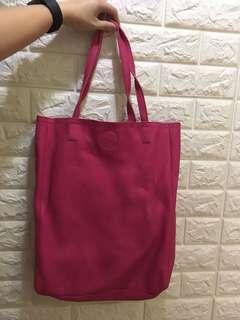 Tote Bag 粉紅色 袋