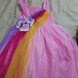 Mardi amber dress pony