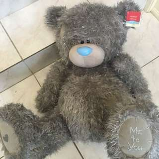 Large Plain 'Me to you' bear for sale