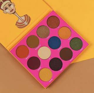 [Authentic] Juvia's Place Nubian 2 Eyeshadow Palette
