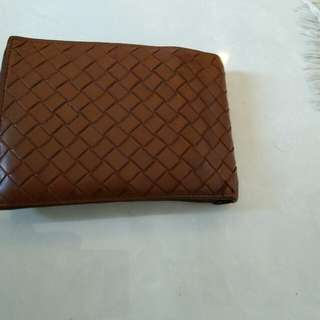 Bottega men wallet original
