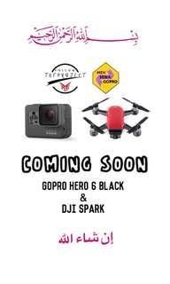 DJI SPARK & HERO 6