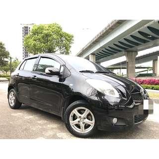 2009年豐田YARIS 雙安全氣囊 倒車雷達 一手漂亮車 省油省稅熱門代步小車