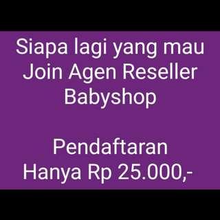 Join agen reseller babyshop