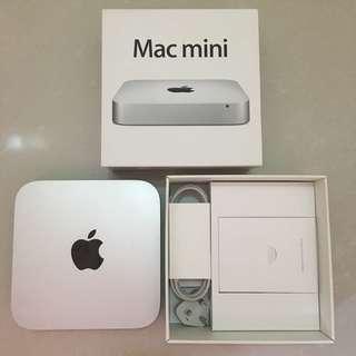 Upgraded Specs Mac Mini Designer / Work Desktop PC w/ 512GB SSD & 16GB DDR3 RAM