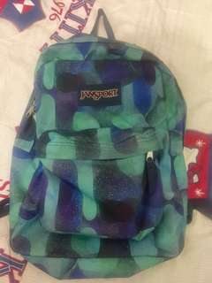 Jansport Original Bag Pack Used Only Twice