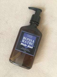 Bonsa Ratbu - Gentleman Body Wash
