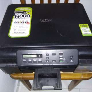 Brother Printer DCP-T500W