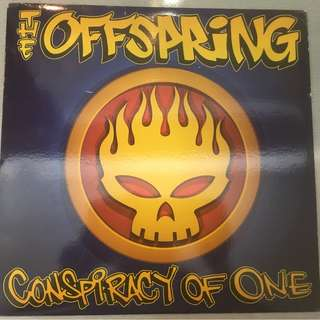 Offspring ‎– Conspiracy Of One, Vinyl LP, Columbia ‎– C 61419, 2000, USA