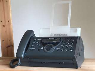 Fax Sharp UX-P410