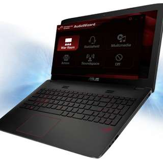 Laptop Gaming dari Asus ROG i7