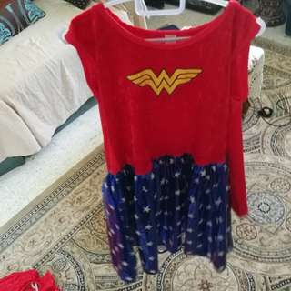 Wonder Women custome for kids