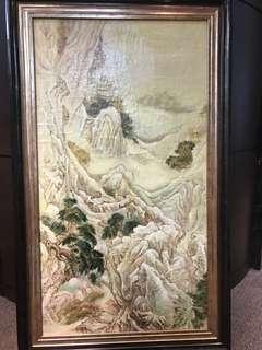 Painting 油畫