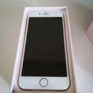 100%new Iphone8 金色 64gb