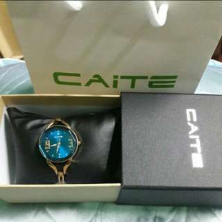 Brandnew Caite watch