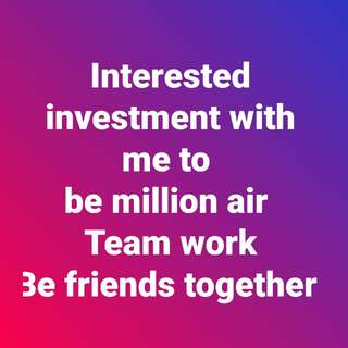 Friends interested to save people and save the earth