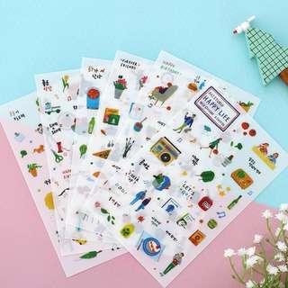 po: planner stickers