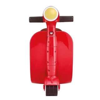 #MauMothercare Skoot Ride On Luggage Red / Koper Skoot Merah