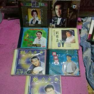 CD songs
