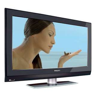 """Philips Widescreen Flat TV With Pixel Plus HD 32"""" 32PFL7332/98 飛利浦平面電視"""