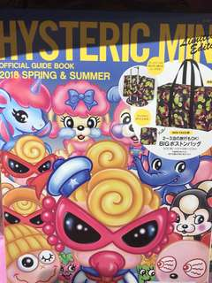Hysteric mini book