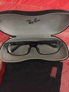 'Authentic' Ray Ban reading glasses