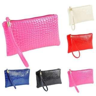 Elegant pouch bag