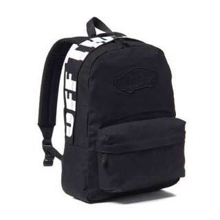 Vans OFF THE WALL 背包 Backpack