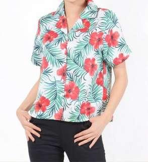 Manos hawaiian top