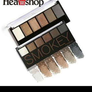 [PO] Smokey Eyeshadow Palette