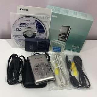 Camera Cannon IXUS130