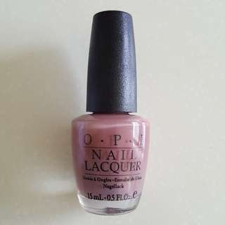 OPI Windy City Pretty NLW50 (Green Label)