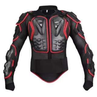 MOTORCROSS ARMOR 2018 FULL BODY PROTECTION THAT WILL PROTECT YOUR SPINE, CHEST AND TORSO FROM ALL ACCIDENTS USING SEGMATA PLATE TECHNOLOGY