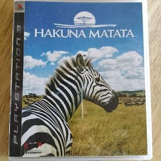 Hakuna Matata for PS3