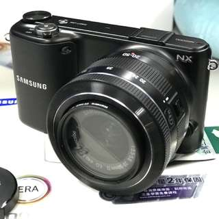 Samsung smart camera nx2000 + 20-50mm