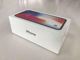 iPhone X // iPhone 10