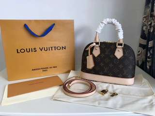 LV Alma BB (Full Packaging)