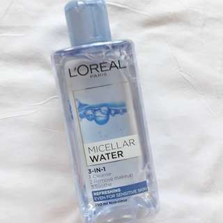 Authentic Loreal Micellar Water