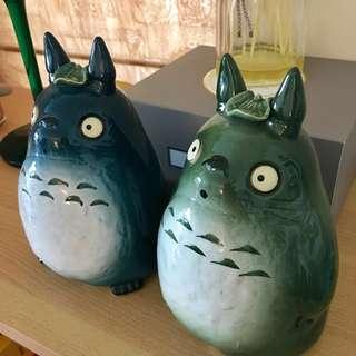 正版龍貓錢甖 Totoro piggy bank