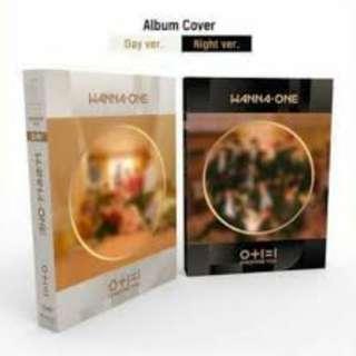 {PRE-ORDER} Wanna One – Mini Album Vol.2 [0+1=1 (I PROMISE YOU)]