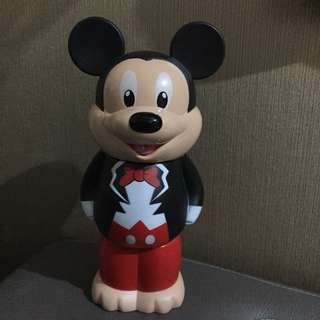 CELENGAN MUTILASI MICKEY COIN BANK BOX