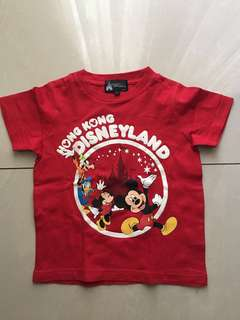 Kaos Original Hongkong Disney Boy