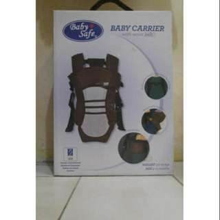 Carrier BabySafe #Maumothercare